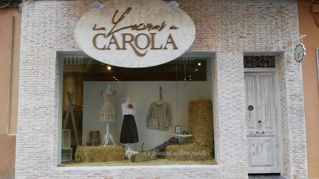 """Detalle Constructivo, empresa ejecutora de obras, realizó esta reforma integral para la empresa """"Las Locuras de Carola""""."""
