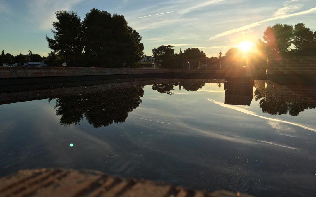VIVIENDA CONCORDIA | Prueba de estanqueidad de lacubierta