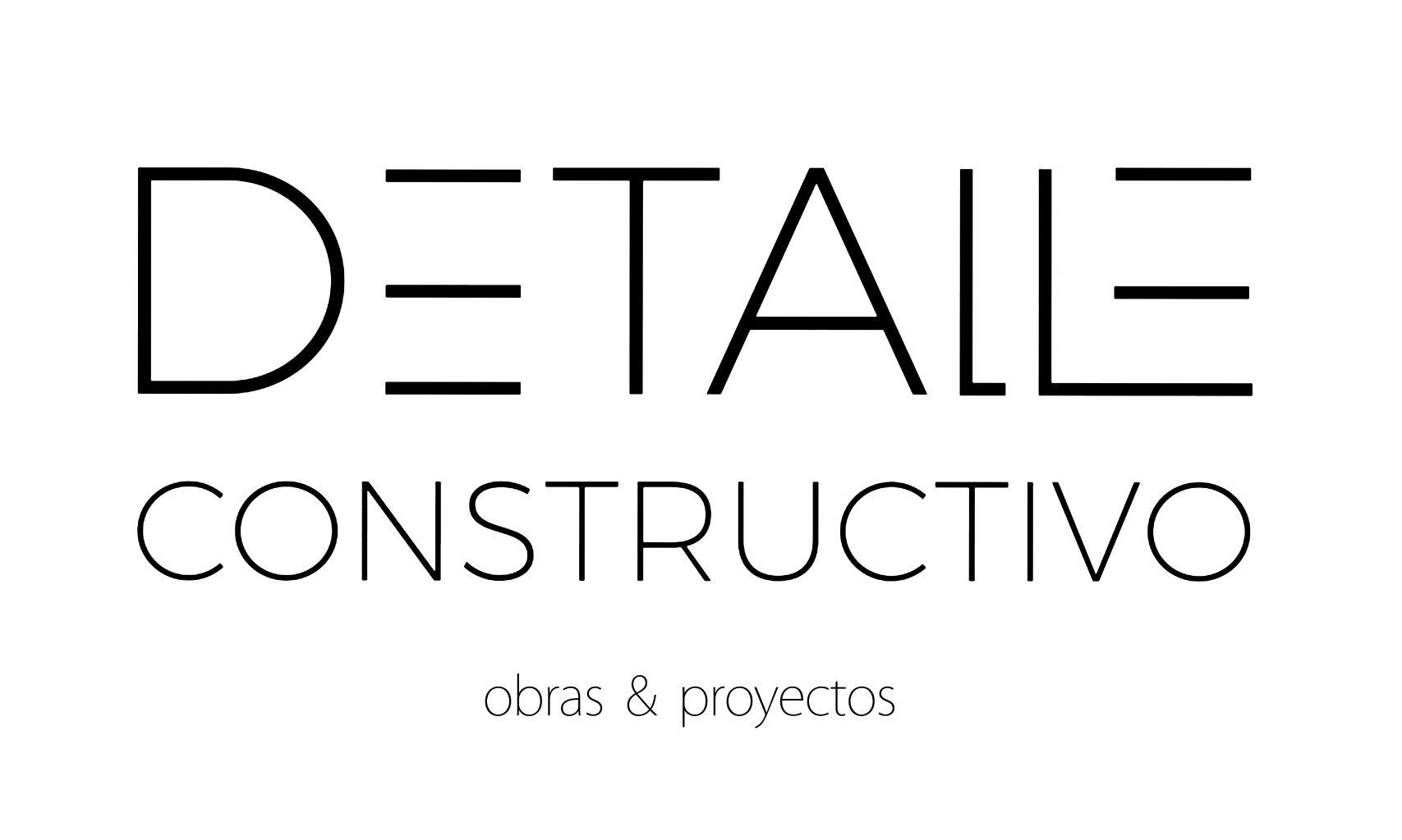 Detalle Constructivo