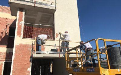 VIVIENDA CONCORDIA | Revestimiento exterior de fachada