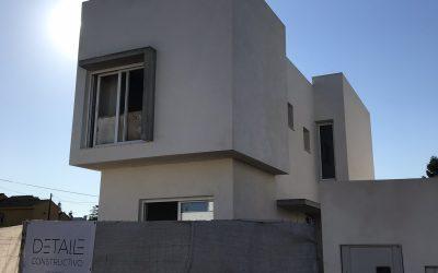 VIVIENDA CONCORDIA | Fachada y ventanas