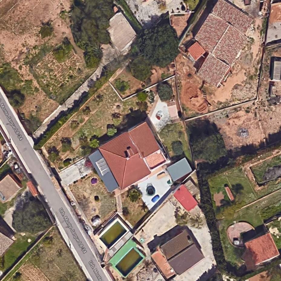 Obra Nueva en Valencia: Vivienda en Campolivar