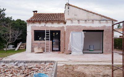 VIVIENDA Federico Garia Lorca | Enfoscado exterior