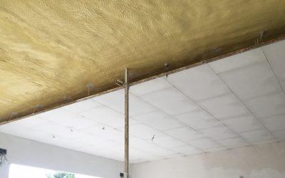 VIVIENDA PLAZA ESPAÑA | Falsos techos