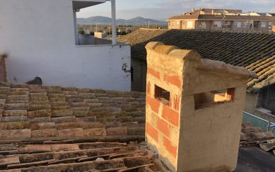 VIVIENDA DE L'ELIANA | Cubierta – Fase 02